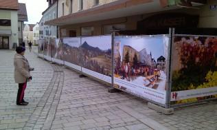 Bauzaunplanen in Hauzenberg