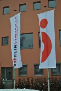 Werbefahnen - Bannerfahnen