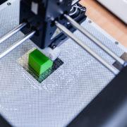 3D Drucker in Aktion