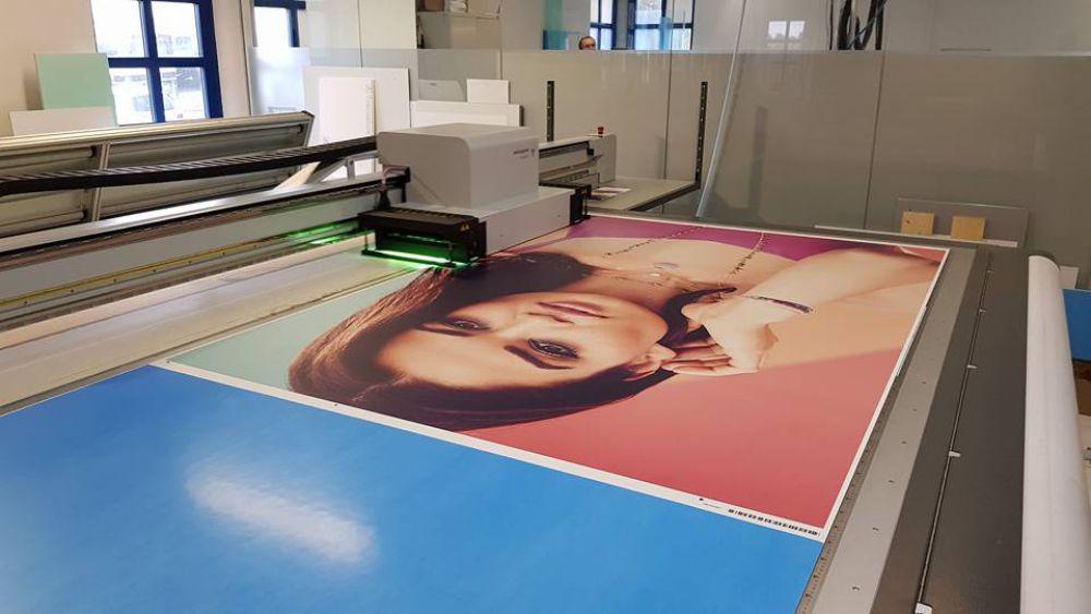 Plattendruck bei print24