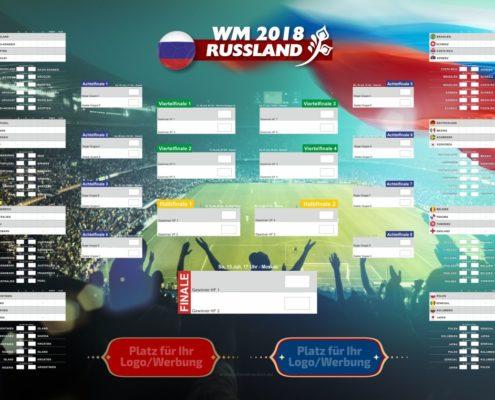 Spielplan WM 2018