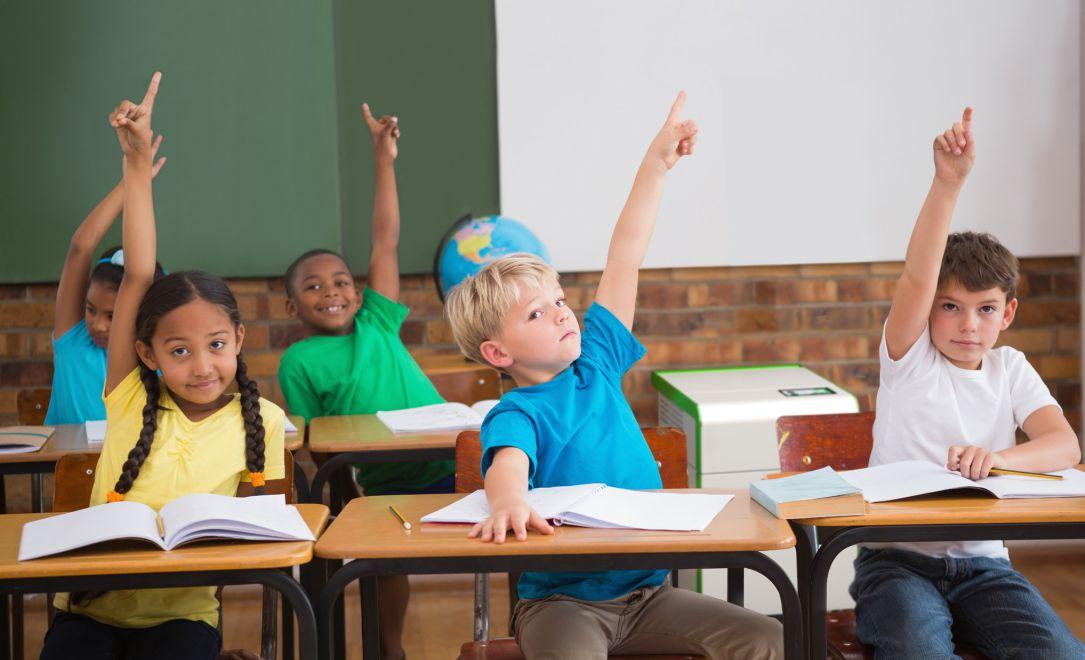 HEPA Luftreiniger in der Schule