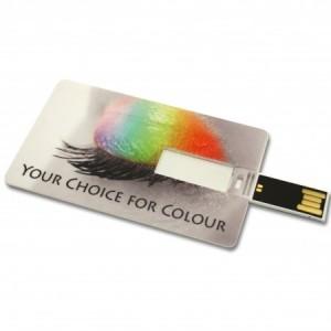 USB-Stick als Werbeartikel