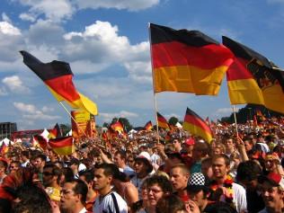 Schwenkfahnen - Nationalflaggen